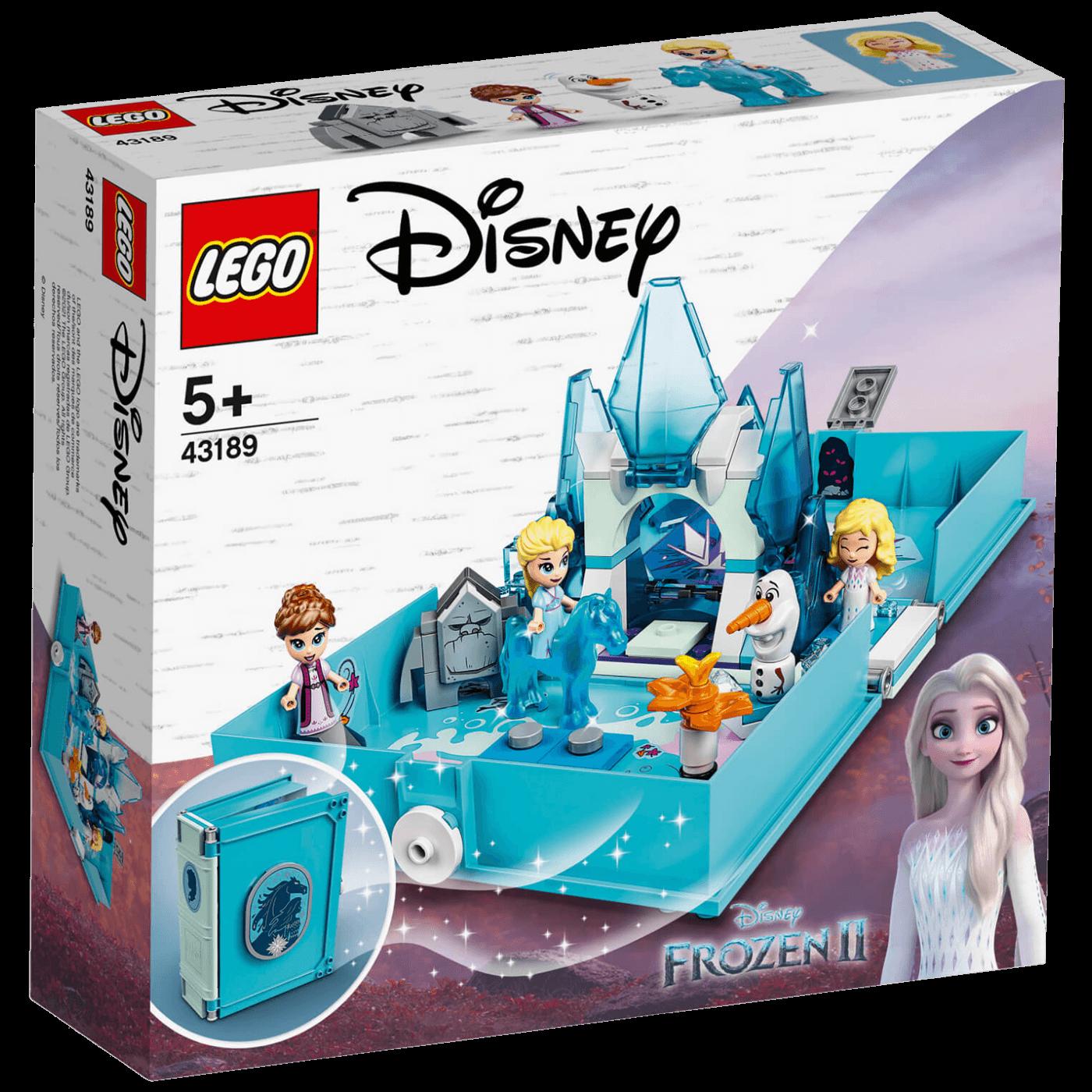 Elsa i Nokk u pustolovini iz priče, Lego Disney Princess