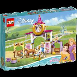 Bellina i Zlatokosina kraljevska štala, Lego Disney Princess
