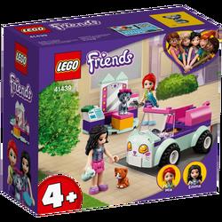 Salon na točkovima za mačke, LEGO Friends