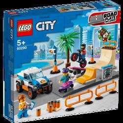 Skate Park, LEGO City