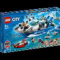 Lego - Policijski Patrolni Čamac