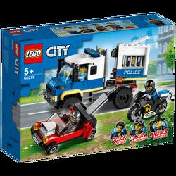 Prijevoz zatvorenika, LEGO City