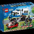Lego - Prijevoz zatvorenika