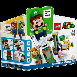 Luigi Starter set, LEGO Super Mario