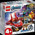 Lego - Iron Man protiv Thanosa