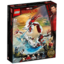 Marvel Shang-Chi Bitka kod drevnog sela, LEGO Super Heroes