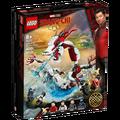 Lego - Marvel Shang-Chi Bitka