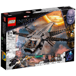 Black Panther, LEGO Super Heroes