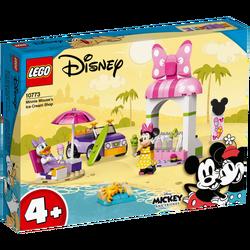 Minnie Mouse Prodavnica sladoleda, Disney Mickey Friends