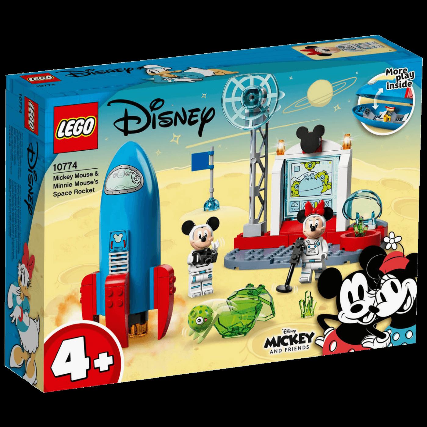Mickey & Minnie svemirska raketa, Disney Mickey Friends
