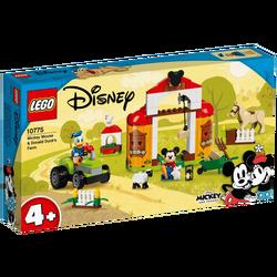 Mickey-eva & Donaldova farma, Disney Mickey Friends