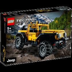 Jeep® Wrangler, LEGO Technic