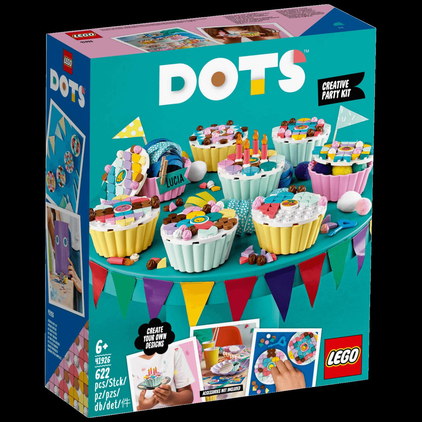 Pribor za dobro slavlje, LEGO Dots