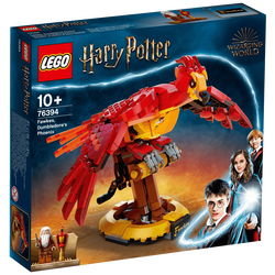 Fawkes, Dumbledorov Fenix, LEGO Harry Potter