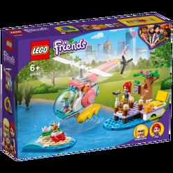 Veterinarski spasilački helikopter, LEGO Friends