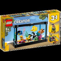 Akvarij, LEGO Creator