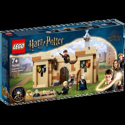 Hogwarts Prva lekcija letenja, LEGO Harry Potter