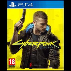 Igra PlayStation 4: CYBERPUNK 2077 PS4