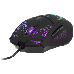 Miš optički, gaming, 1600 dpi, USB