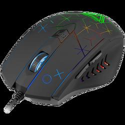 Miš optički, gaming, 1600 dpi, RGB, USB