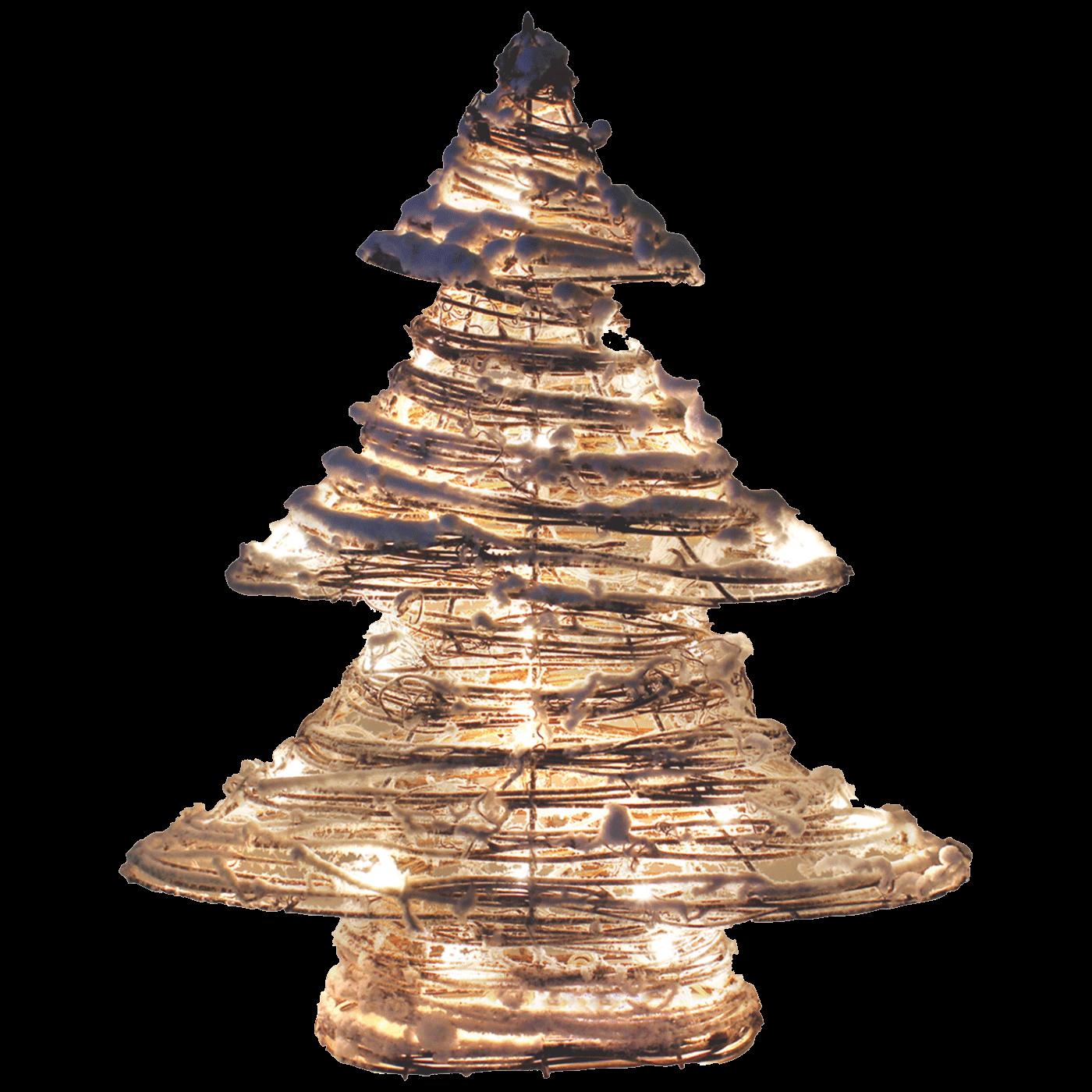 Dekorativa LED rasvjeta, dekorativni bor