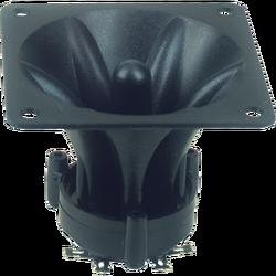 Zvučnik visokotonski, PIEZO, 300W, 85x85mm