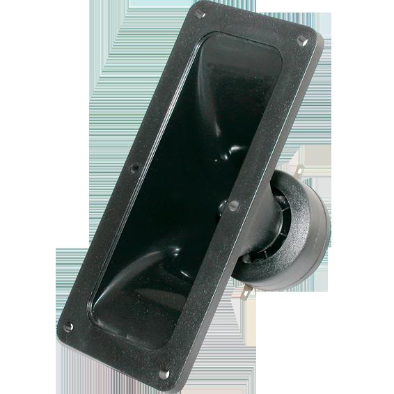 Zvučnici visokotonski, PIEZO, 300W, 187x87mm