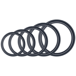 Gumeni prstenovi za zvučnike Ø300mm