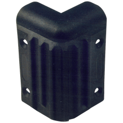 Zaštitni ugao/kut za zvučne kutije, plastični