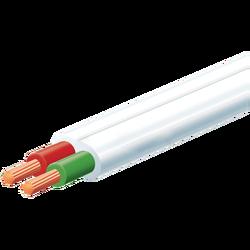 Telefonski kabl, bakar, 2/2, 100 met., bijeli