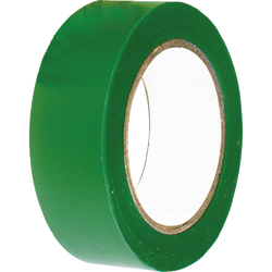 Izolir traka, 10 met, zelena