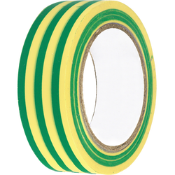 Izolir traka, 20 met, zeleno / žuta