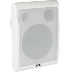 Zvučnik zidni 10W, 110V, 165mm, 8 Ohm, bijela boja