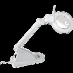 Lampa stolna 12W, sa lupom, zaštitni poklopac