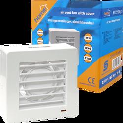 Aspirator ugradbeni za ventilaciju 150x150mm