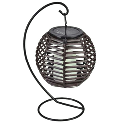 Solarna vrtna dekorativna svjetiljka, 500 mAh