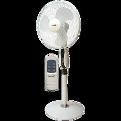Ventilator sa postoljem, daljinski upravljač,  130 cm, 45W