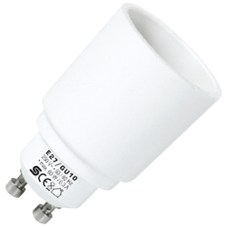Adapter za sijalično grlo GU10 na E27