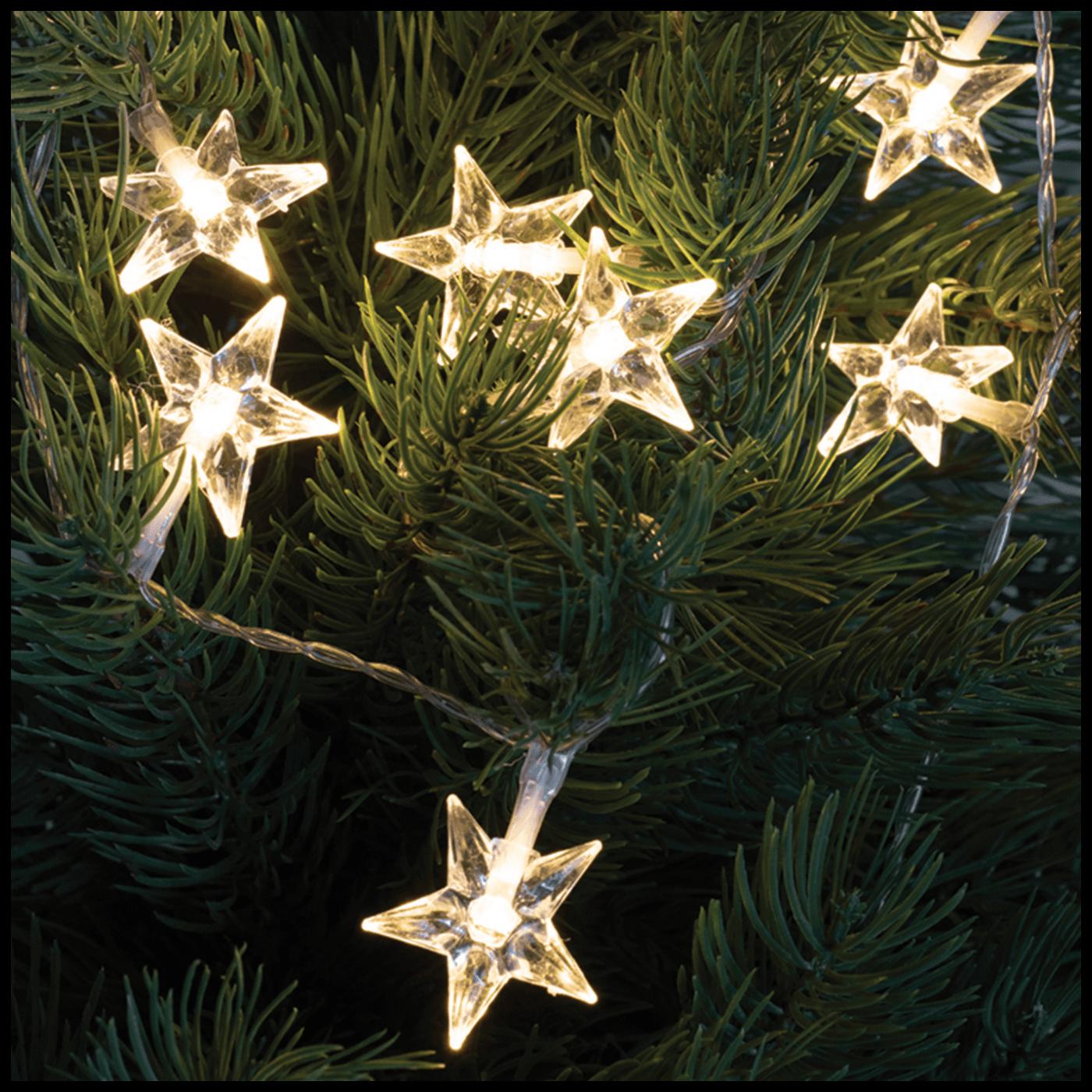 Dekorativna LED rasvjeta, zvijezde