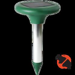 Ultrazvučni rastjerivač krtica, solarni, efikasan do 350m²
