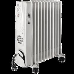 Radijator uljni sa 11 rebara i ventilatorom, 2000W