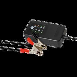 Punjač olovnih akumulatora, automatski, 12V za 2-90Ah