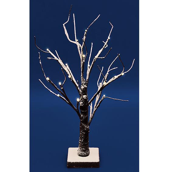 Dekorativna rasvjeta, ukrasno drvo