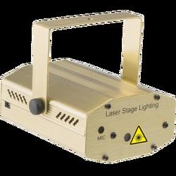 Laser projektor, novogodišnji svjetlosni efekti