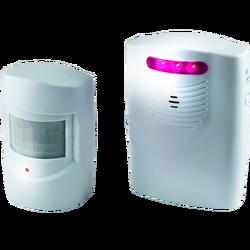 Bežični alarm-javljač  inchDing-dong inch, domet 120m