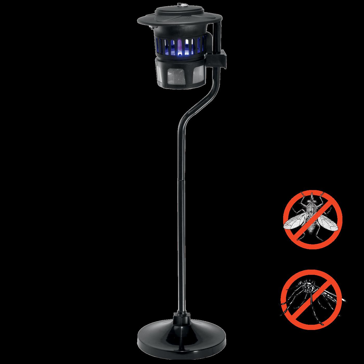 Električna zamka za insekte, UV svjetlost 7W