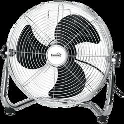 Ventilator podni, promjer 40cm, 90W, Inox