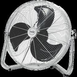 Ventilator podni, promjer 45cm, 100W, Inox
