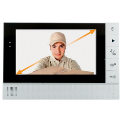 Video interfon, unutarnja jedinica, za DPV 22/23/24/25