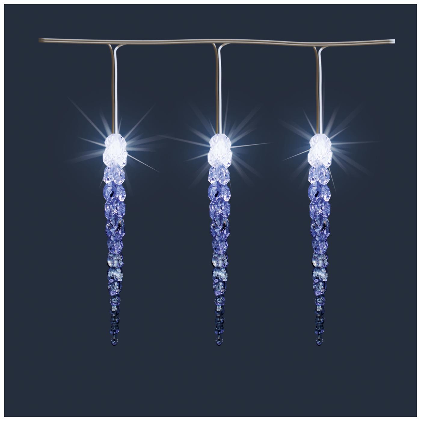 Dekorativna LED rasvjeta, ledenica